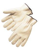 Anchor Brand 101-4200-L Anchor 4200L Grain Goatskin Driver Glove Premium (Qty: 1)