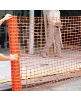 Anchor Brand ML-500 Safety Orange Fence 4X100