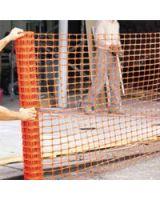 Anchor Brand FEN10013 Safety Orange Fence 4X100