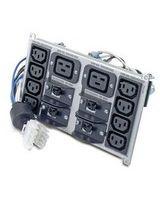 APC - Symmetra RM Power Backplate - 2, 8 x IEC 320 EN 60320 C19, IEC 320 EN 60320 C13 Female, Female