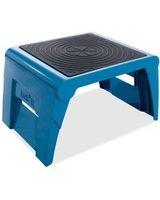 "Cramer Folding Step Stool - 1 Step9.5"" x 14.5"" x 11.3"" - Blue"