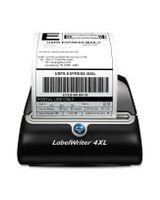 """Dymo LabelWriter 4XL Direct Thermal Printer - Monochrome - Desktop - Label Print - 4.16"""" Print Width - 3.20 in/s Mono - 300 dpi - USB"""