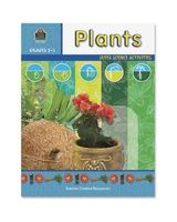 Teacher Created Resources Grade 2-5 Plants Science Book Education Printed Book for Science - English - Book - 48 Pages