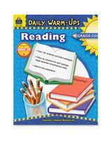 Teacher Created Resources Warm-up Grade 2 Reading Rook Education Printed Book - English - Softcover - 176 Pages
