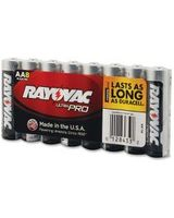Rayovac Multipurpose Battery - AA - Alkaline - 1.5 V DC - 8 / Pack