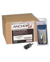 "Anchor Brand 34EB20POP Anchor 3/4"" Knot End Brush Crse Ebb-40 .020 Pop"