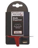 Anchor Brand AB-11-100 Anchor Blade Dispenser (100 EA)