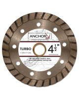 """Anchor Brand TB4.5SPP 4.5"""" Gp Blade;Very Fast Aggressive Wet/Dry"""