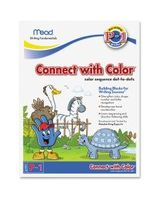 Acco Connect with Color Grades P-1 Workbook Education Printed Book - 44 Pages