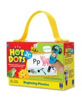 Educational Insights Hot Dots Jr. Cards: Beginning Phonics - Word