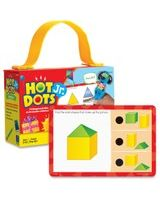 Educational Insights Hot Dots Jr. Card Set Shapes - Educational
