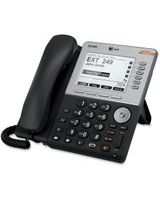 AT&T Syn248 SB35031 IP Phone - Wireless - Desktop, Wall Mountable - 8 x Total Line - VoIP - Caller ID - Speakerphone - 2 x Network (RJ-45) - PoE Ports