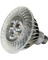 3M PAR-38 LED Advanced Light Bulb - 15 W - 110 V AC - Spot - PAR38 Size - Soft White Light Color - Screw Terminal Base - 50000 Hour - 4940.3°F (2726.8°C) Color Temperature - 82 CRI - Dimmable, Energy Saver, Heat Sink, Mercury-free - 1 / Each