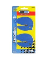PHC Raze Safety Bag Cutter - Blue - Stainless Steel, Plastic - Dishwasher Safe - 1 / Card