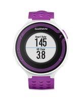 Garmin GPS Fitness Watch/Heart Rate Monitor - Wrist - White - Health & Fitness