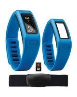 Garmin Vivofit Fitness Band Bundle - Wrist - Blue - Health & Fitness