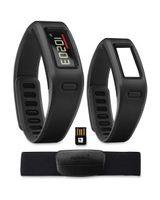 Garmin Vivofit Fitness Band Bundle - Wrist - Black - Health & Fitness