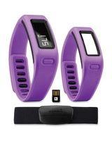 Garmin Vivofit Fitness Band Bundle - Wrist - Purple - Health & Fitness