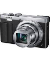"Panasonic Lumix DMC-ZS50 12 Megapixel Compact Camera - Silver - 3"" LCD - 16:9 - 30x Optical Zoom - 4x - Optical (IS) - 4000 x 3000 Image - 1920 x 1080 Video - HDMI - HD Movie Mode - Wireless LAN"