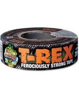 "T-REX Duct Tape - 1.88"" Width x 35 yd Length - Long Lasting - 1 Roll - Silver"