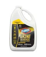 Clorox Urine Remover - Liquid Solution - 1 gal (128 fl oz) - Rain Clean Scent - 1 Each - Clear