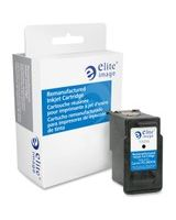 Elite Image Remanufactured Ink Cartridge - Alternative for Canon (PG240XXL) - Black - Inkjet - 600 Page - 1 Each