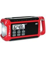 Midland E+READY ER210 Weather & Alert Radio - with NOAA All Hazard, Weather Disaster - AM, FM