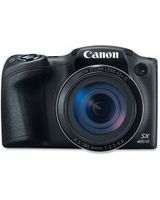 "Canon PowerShot SX420 IS 20 Megapixel Compact Camera - Black - 3"" LCD - 16:9 - 42x Optical Zoom - 4x - Optical (IS) - TTL - 5152 x 3864 Image - 1280 x 720 Video - PictBridge - HD Movie Mode - Wireless LAN"