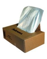 Fellowes Powershred Waste Bags for 99Ms / 90S / 99Ci / HS-440 Shredder - 9 gal - Clear