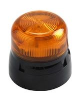 APC Alarm Beacon - Flashing LED - Black, Orange