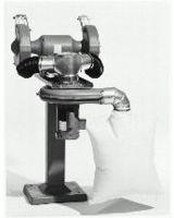 "Baldor Electric Dc8 Dust Control Grinder Vaccum F/8""X1"" Gri"
