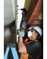 """Bosch Power Tools 11255VSR-GWS8 1"""" Sds Rotary Hammer With Free 4-1/2"""" Grinder"""