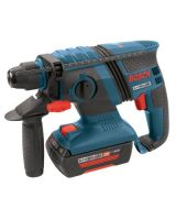 Bosch Power Tools 114-11536C-2 36 Volt 3/4 In Compact Sds Rotary Hammer Kit (1 EA)