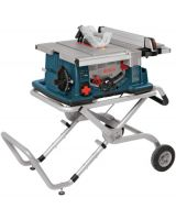 "Bosch Power Tools 4100-09 10"" Worksite Table Saw W/ Gravity-Rise Stand"