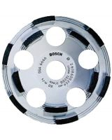 "Bosch Power Tools DC510 5"" Diamond Cup Wheel-Concrete ( Heavy Removal )"