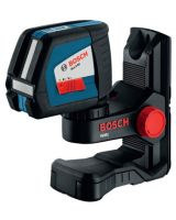 Bosch Power Tools GLL2-50 Self-Leveling Cross-Linelaser W/Pulse And Bm3 P