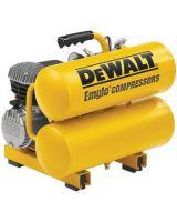 Dewalt D55153 2 3/4 H.P. 4 Gallon Twinstack Air Comp. Electric