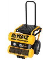 Dewalt D55154 Heavy Duty 1.1Hp Electric Air Compressor W/Panel
