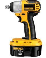 "Dewalt Dc821B 18V 1/2"" High Torque Impact Wrench-Bare"