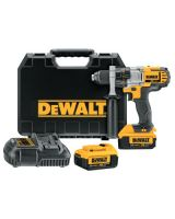 "Dewalt DCD980M2 20Vmaxprem3-Speed1/2""Drillkit"