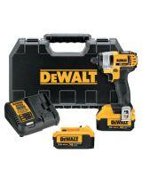 "Dewalt DCF885M2 20V Max Premium 1/4"" Impact Driver Kit"