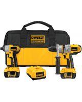 Dewalt DCK275L 18V Xrp Li-Ion Hammerdrill/Impact Kit