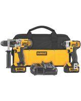 Dewalt DCK290L2 20V Max Li-Ion Hammerdrill & Impact Combo Kit