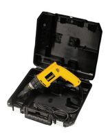 Dewalt DW260K 0-2500Rpm Vsr All Purpose Screwdriver