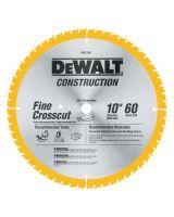 """Dewalt 115-Dw3106 10"""" 60T Carbide Circular"""