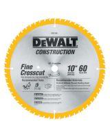"""Dewalt DW3106 10"""" 60T Carbide Circular"""