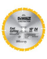 "Dewalt DW3112 10"" 24T Thin Kerf Table"