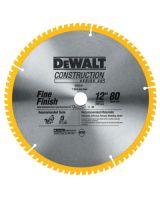 """Dewalt DW3128 12"""" 80T Atb Circular Saw"""