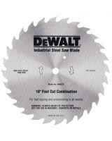 "Dewalt DW3329 7-1/4"" 68T Steel Non-Fer"