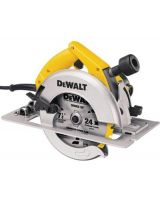 "Dewalt DW364K 7-1/4"" Rear Pivot Circular Saw Kit W/Elec Brake"